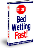 Stop Bed Wetting Fast